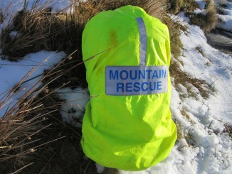 Mountain Rescue Rucksack