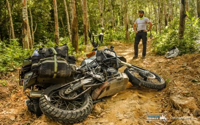 Five great hacks to make your motorbike tour hassle free.