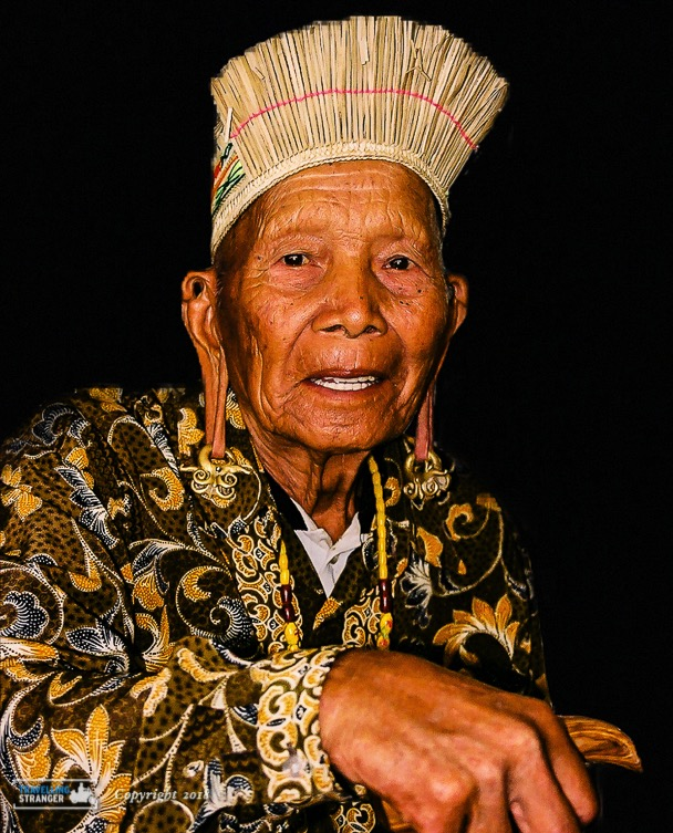 A Kelabit Elder