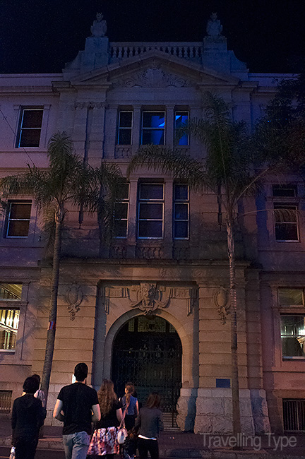 Ghost tour Brisbane