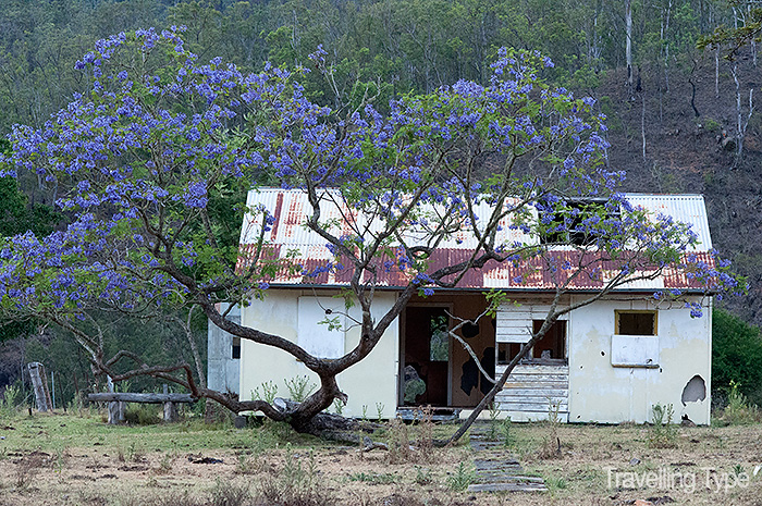 Ghost town NSW