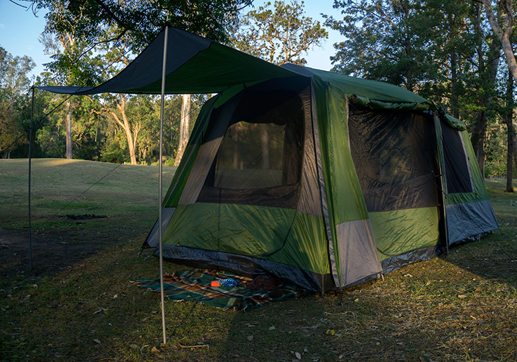 oztrail camping