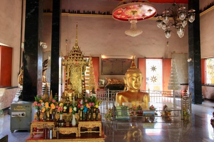 Buddha sepolto, Phuket
