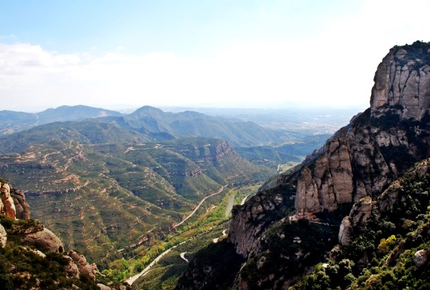Views from Montserrat