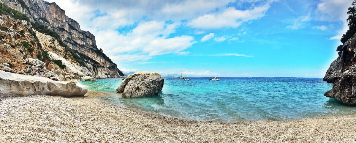 A Tale or Two About...Getting to Sardinia's (Not-So-Secret!) Secret Beach