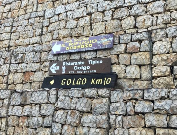 How to get to Cala Goloritze Sardinia