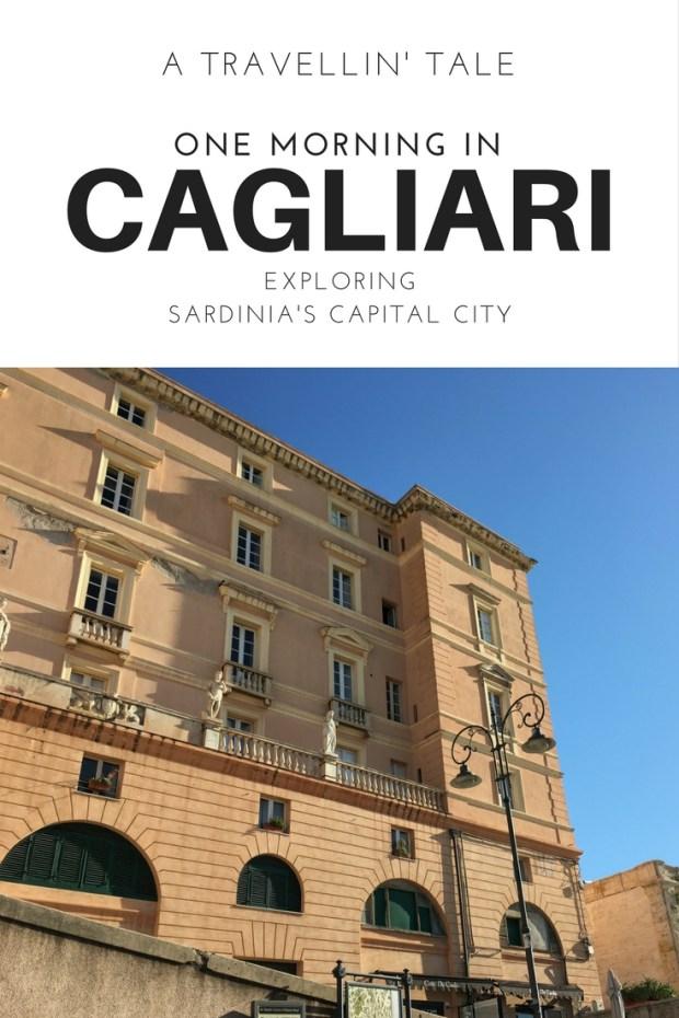 Cagliari Sardinia Italy