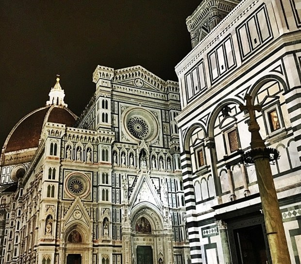 Night in Florence