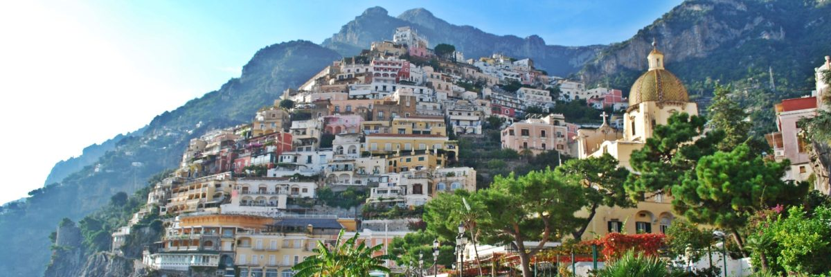 Falling in Love with Positano