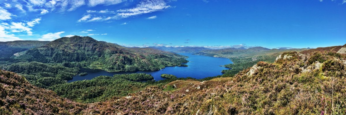 Exploring Scotland: Hiking Ben A'an, The Trossachs