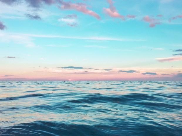Tyrrhenian Sea sunsets
