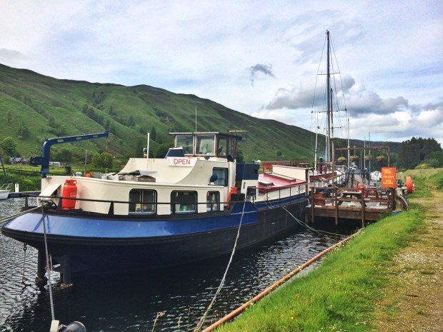Eagle Barge