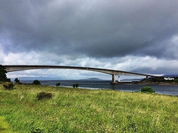 Skye Road Bridge Scotland