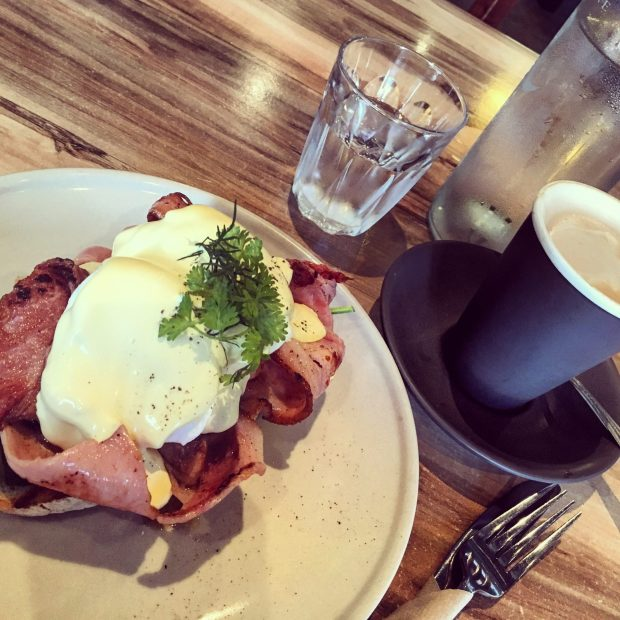 Bargain breakfasts at the cool Suburban West End