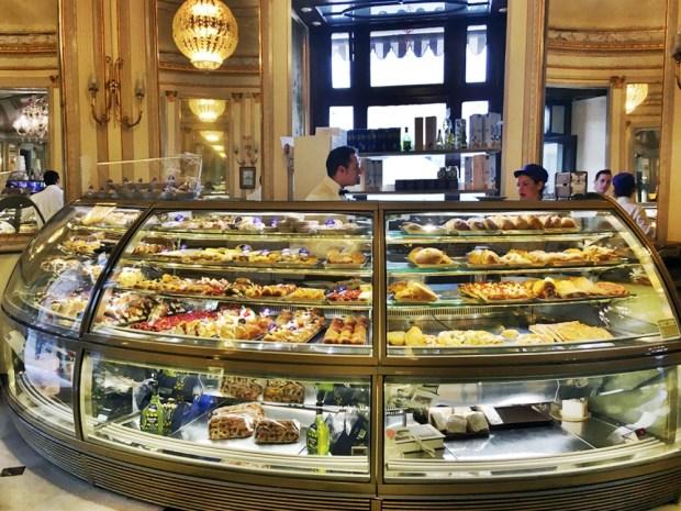 Caffè Gambrinus Naples Italy