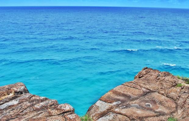 Ocean Fraser Island