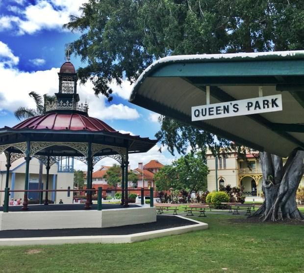 Maryborough Queensland Queen's Park