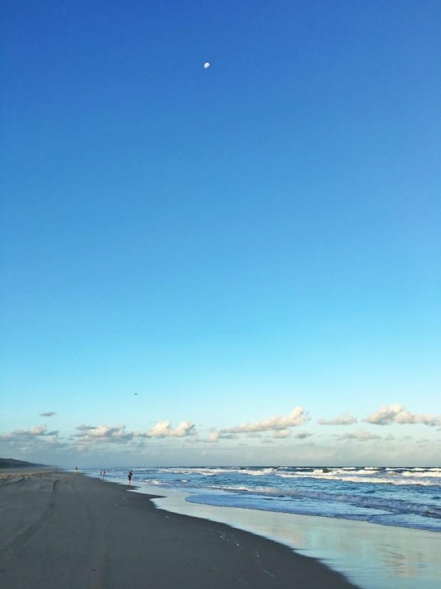 Sunrise on 75 Mile Beach