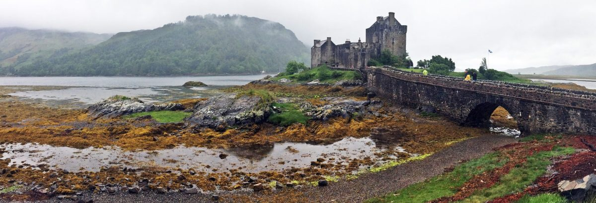 Postcards from a Scottish Road Trip: Stirling to Skye