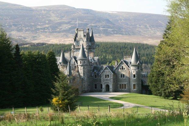 Glenbogle, Monarch of the Glen