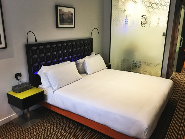 King Room TRYP Fortitude Valley