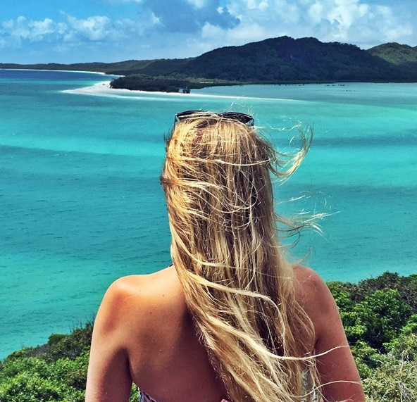 Hill Inlet Outlook Whitsunday Island The Whitsundays