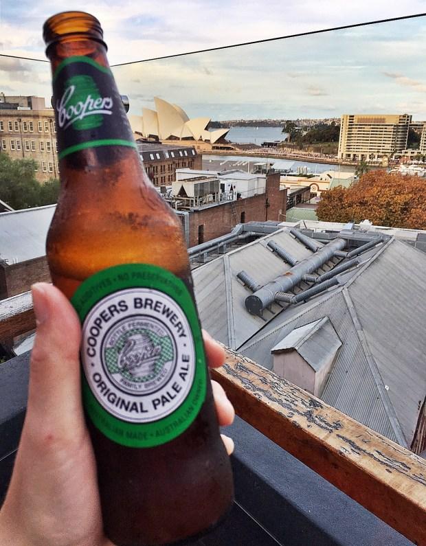 Glenmore Hotel Rooftop Bar Opera House Sydney