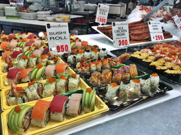 Things to do in Sydney. Visit the Sydney Fish Market