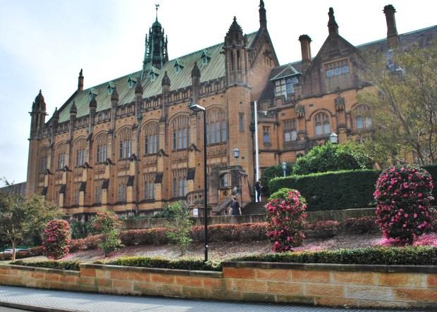 Nicholson Museum University of Sydney Australia