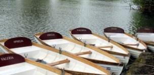 Stratford upon Avon boats