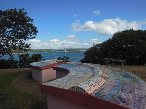 Cooktown Milbi Wall