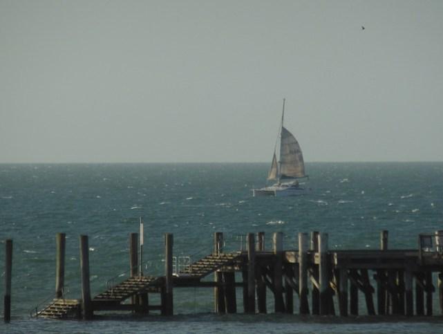 yacht fraser coast