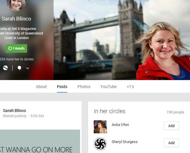 How to Google Plus for Beginners-10