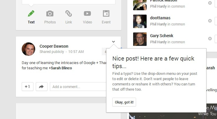 How to Google Plus for Beginners-15