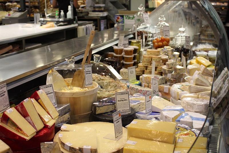 Adelaide Central Market cheese Sarah Blinco