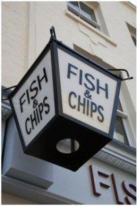 fish n chips London
