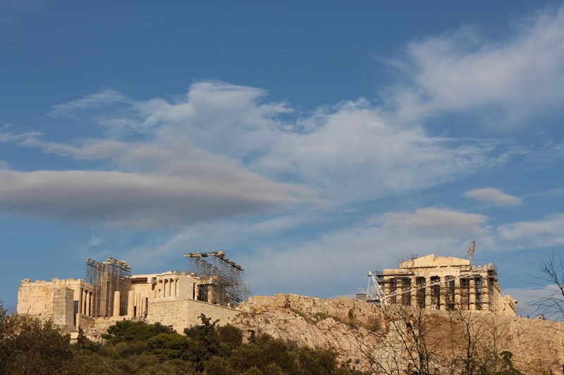 Spend time immersed in Athens Greece history
