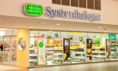 Systembolaget store