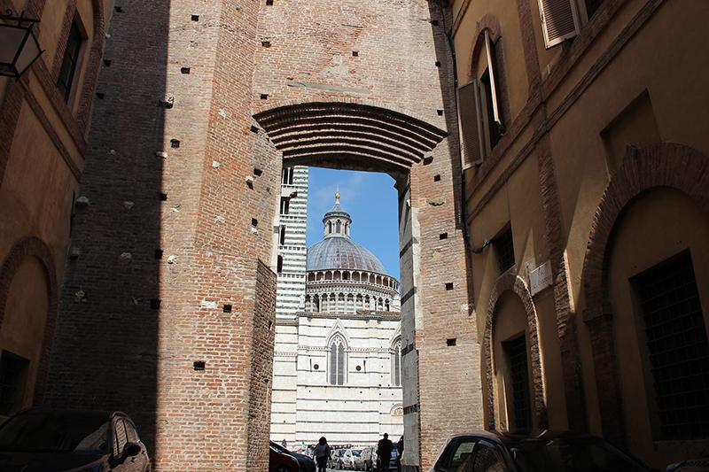 Things to do in Siena - medieval wonders