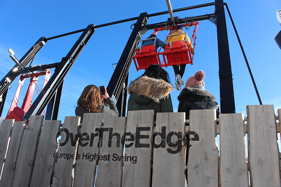 A weekend in Amsterdam - Over the Edge
