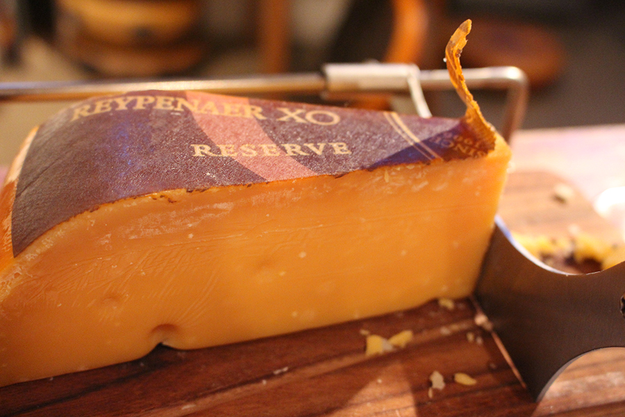 A weekend in Amsterdam - Reypenaer cheese tasting in Amsterdam is a must