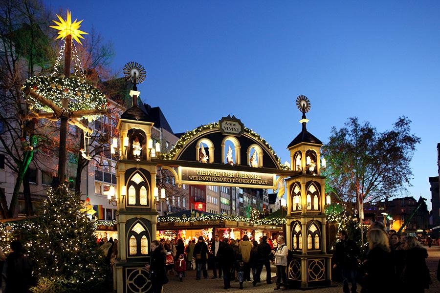 Christmas markets Cologne - Alter market