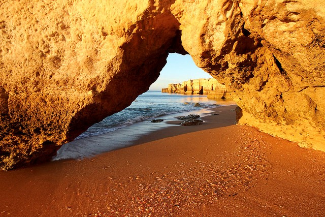 The best travel vloggers and bloggers' European destinations - Algarve Portugal