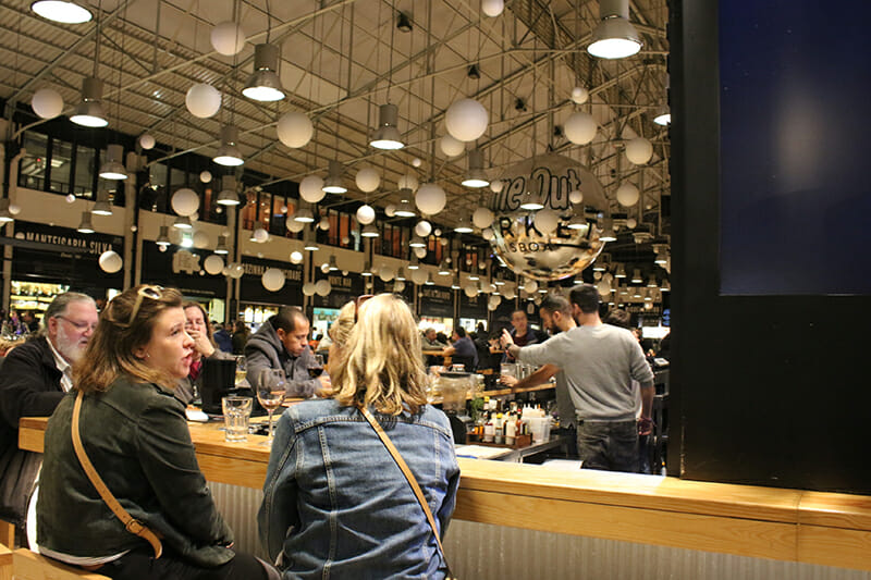 3 days in Lisbon - Mercado da Ribeira