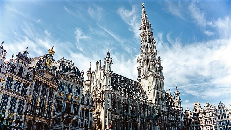 1 day in Brussels - the Grand Place