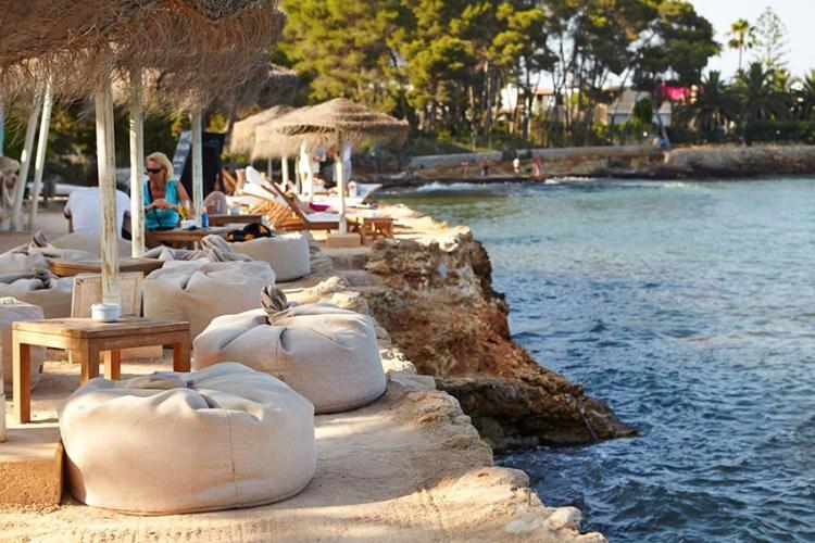 Babylon beach club Ibiza Santa Eulalia