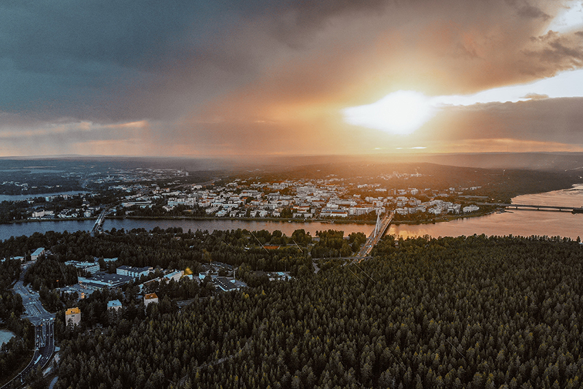 Cocooning in the forests of Finland are a big tourism trend for 2020