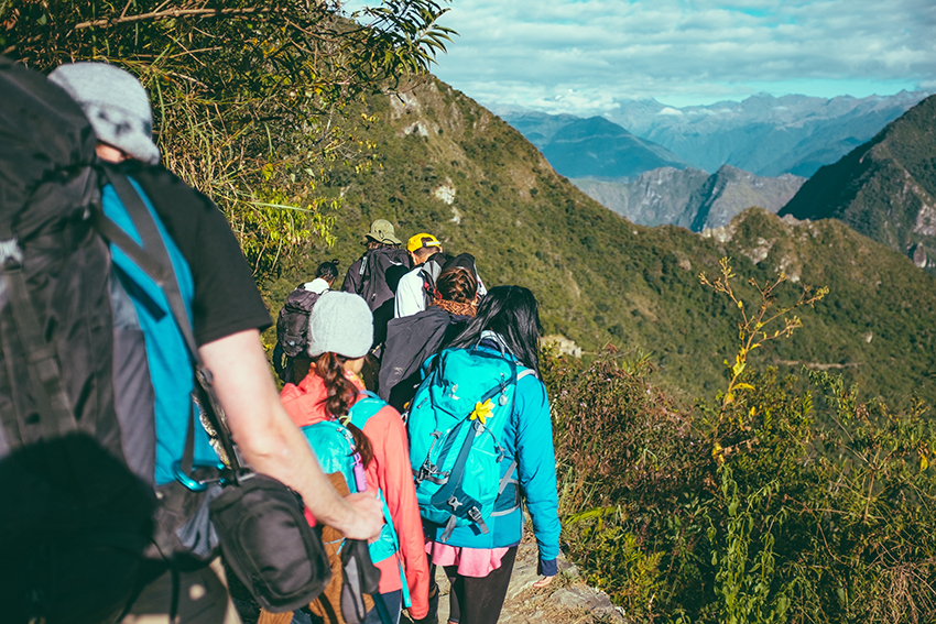 Go hiking in Peru and boost your physical and spiritual wellness
