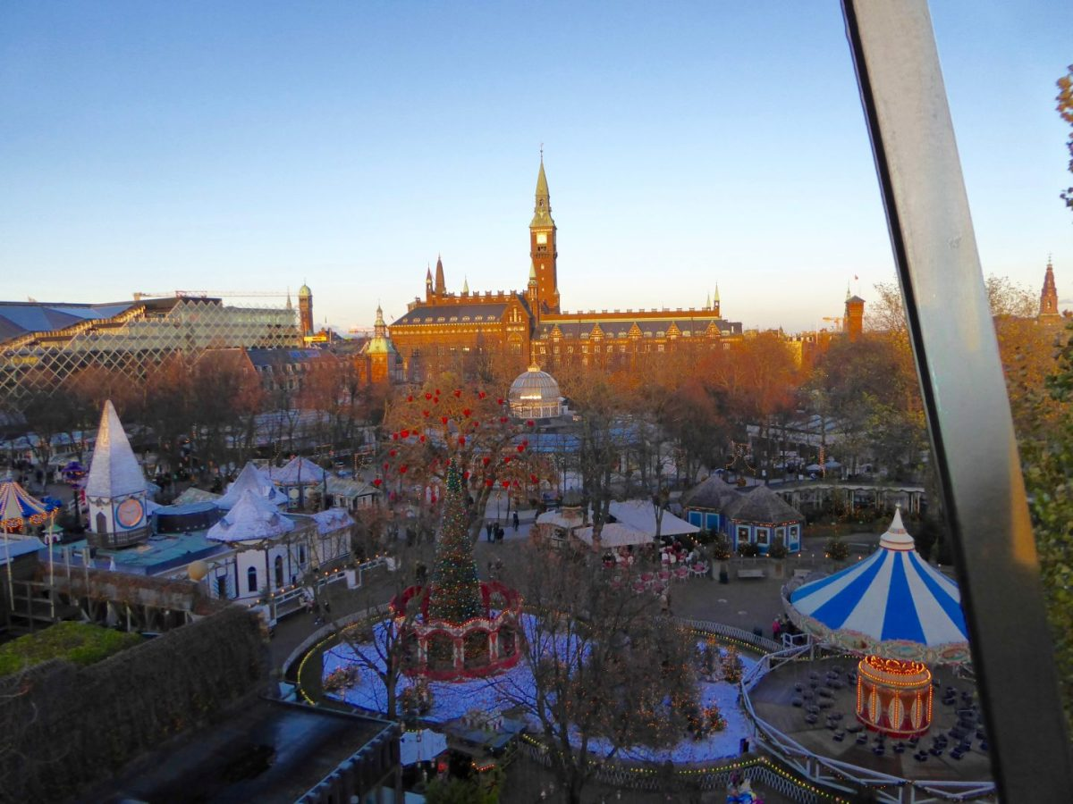 Tips for visiting Tivoli Gardens, Copenhagen