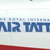 Ten top tips for attending RIAT with kids